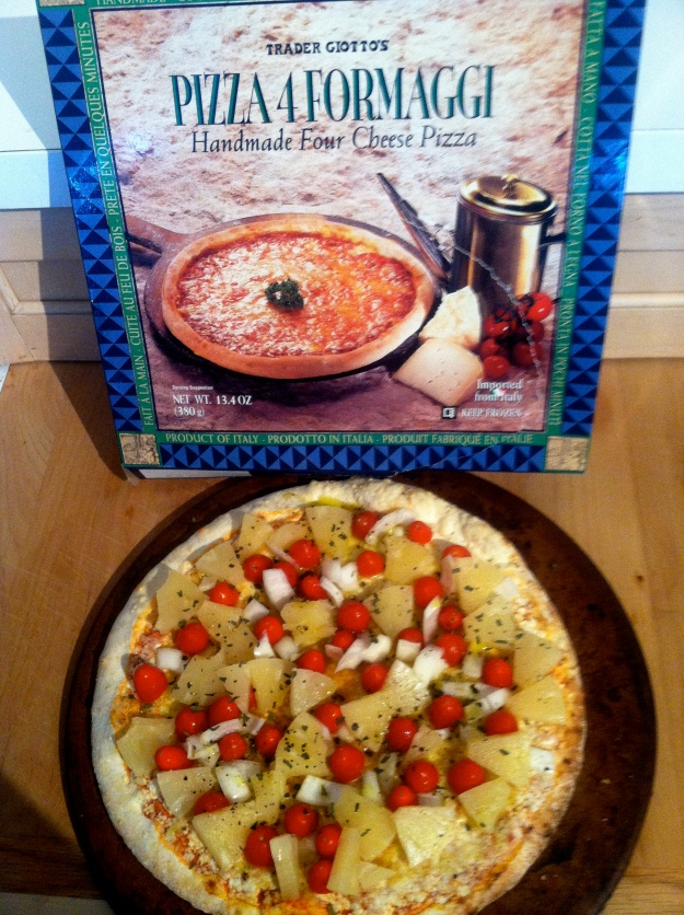 great starter pizza
