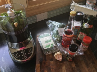 chimichurri sauce ingrediants